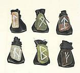 Альгиз (Algiz),руна амулет, камень – мгновение, жизнь и смерть, защита, фото 4