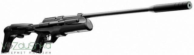 пневматические винтовки с рычажным боковым взводом artemis sr900s
