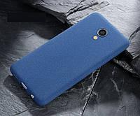 Чехол MAKAVO для Meizu M3 / M3s / M3 mini Бампер ультратонкий Blue
