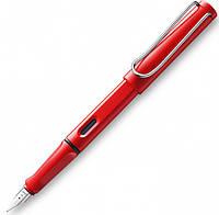 Ручка Чернильная Lamy Safari Красная F / Чернила T10 Синие (4014519272298), фото 1