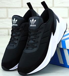 Мужские Кроссовки Adidas Sharks Black