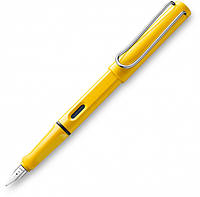 Ручка Чернильная Lamy Safari Жёлтая F / Чернила T10 Синие (4014519273073), фото 1