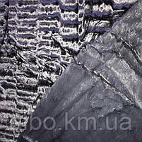 Плед покрывало Норка ALBO 200х230 cm Графитовое (P-A13-2), фото 8
