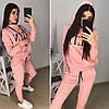 """Жіночий спортивний костюм """"VLTN"""" в кольорах, р-р 50-54. ТУ-3-1-0420, фото 9"""