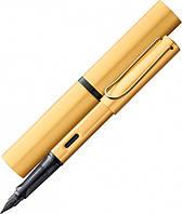Ручка Чернильная Lamy Lx Золотистая F / Чернила T10 Синие (4014519676188), фото 1