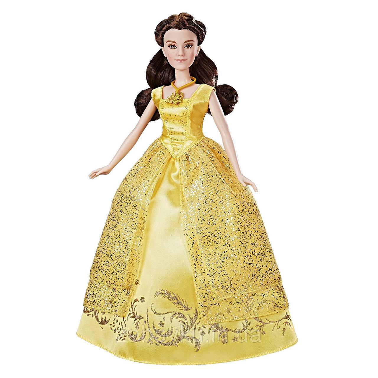 Бель від Хасбро Disney Beauty and the Beast Enchanting Ball Gown Belle