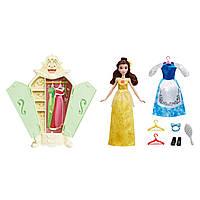 Набір Бель з гардеробом Disney Princess Belle´s Wardrobe Style Set