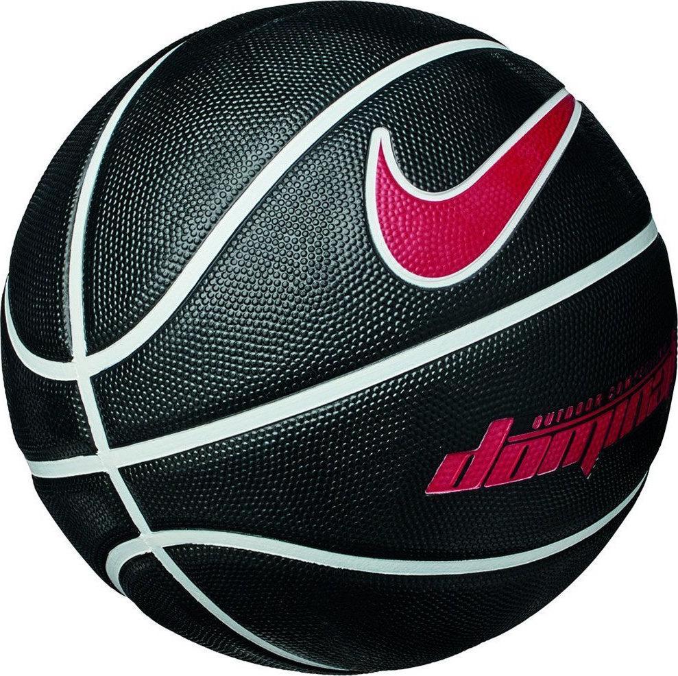 510f6f67 Мяч баскетбольный резиновый для улицы и зала Nike Dominate BLACK/WHITE/RED  размер 7