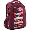 Рюкзак школьный каркасный (ранец) 531 Hello Kitty HK19-531M