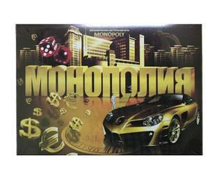 """Настольная игра """"Монополия"""" (рус) SPG08"""