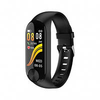 Смарт-браслет Bluetooth Smart Bracelet HAVIT HV-H1100, black