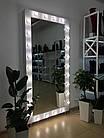 Большое зеркало с подсветкой, фото 2
