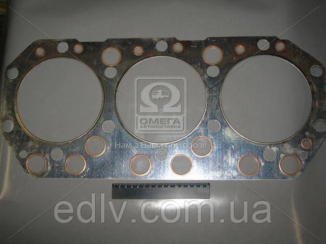 Прокладка головки блока ЯМЗ 240 (в металле) (пр-во Россия) 240-1003210-А3