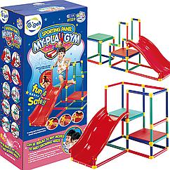 Детская игровая мебель 10 в 1 Gigo Горка (1139)