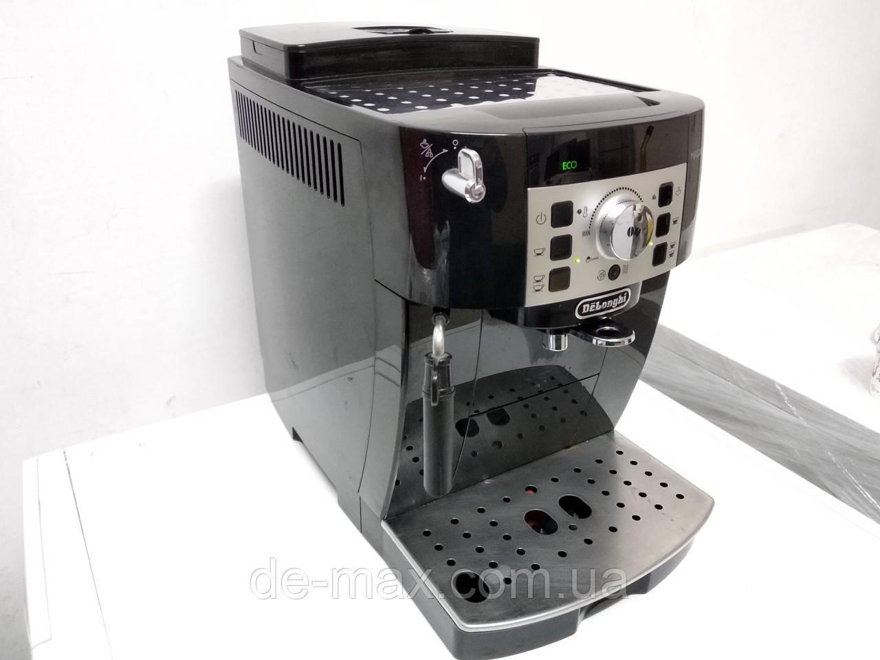 Кофеварка кофемашина Делонги Delonghi ECAM 22.110.B черная