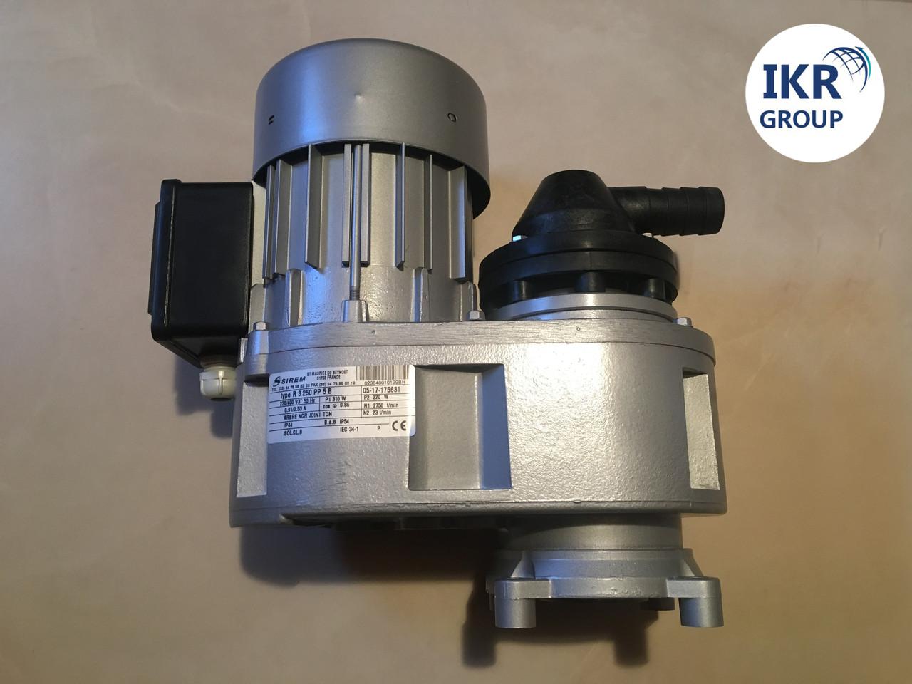 Мотор-редуктор SIREM R3250PP5B - 23 obr./min