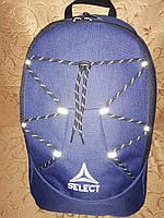 Рюкзак SELECT мода новый стиль мессенджер усилиная спинак спортивный городской опт, фото 1