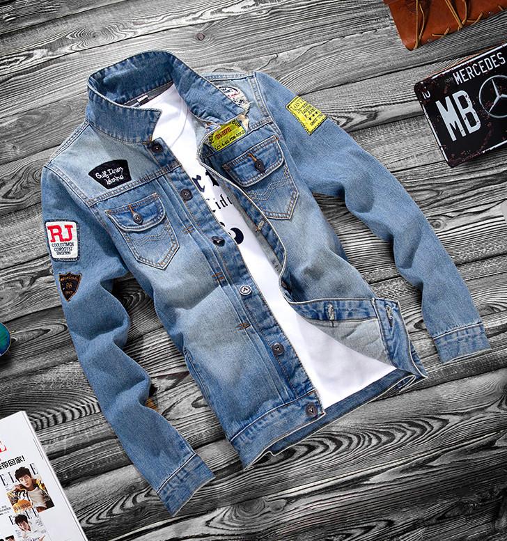 Мужская куртка размер 44 (L) AL-8604-50
