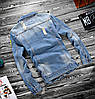 Мужская куртка размер 44 (L) AL-8604-50, фото 2