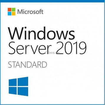 ПО для сервера Microsoft Windows Server Standart 2019 x64 Russian 16 Core DVD (P73-07797)