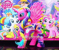 Фигурка Пони 14 СМ My Little Pony Кандес Мой маленький пони Игрушка для девочек Единорог