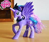 Фигурка Пони 14 СМ My Little Pony Принцесса Ночи Мой маленький пони Игрушка для девочек Единорог