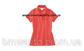 Женское поло Porsche Women's polo shirt Canyon Clay
