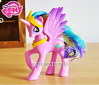 Фигурка Пони 14 СМ My Little Pony Принцесса Каденс Мой маленький пони Игрушка для девочек Единорог