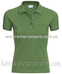 Женское поло Porsche Women's polo shirt Cactus Green