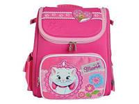 Рюкзак (ранец) школьный каркасный 1 Вересня 551418 Мери Кет короб