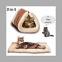 Коврик туннель для кошек R130757