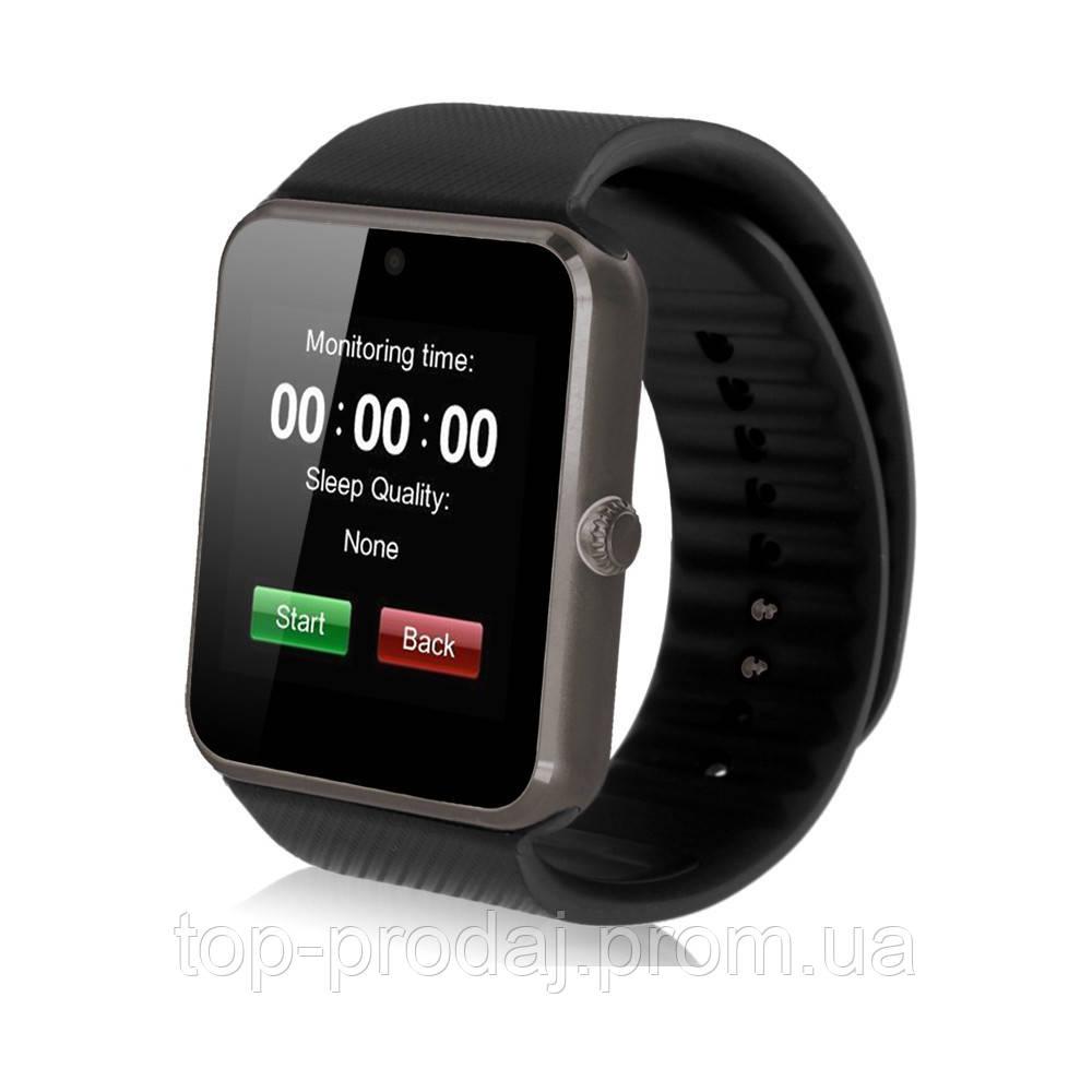 Наручные часы Smart GT08, Часы на руку смарт часы, Умные часы, Смарт браслет, Блютуз часы, Спортивные часы