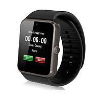 Наручные часы Smart GT08, Часы на руку смарт часы, Умные часы, Смарт браслет, Блютуз часы, Спортивные часы, фото 1