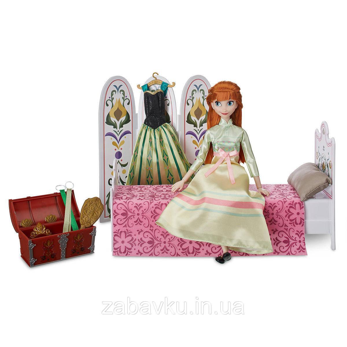 Anna Coronation Day Play Set - Disney, Набір Анна день коронації Дісней