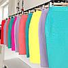 Стильная юбка-карандаш до колена (разные цвета), фото 5