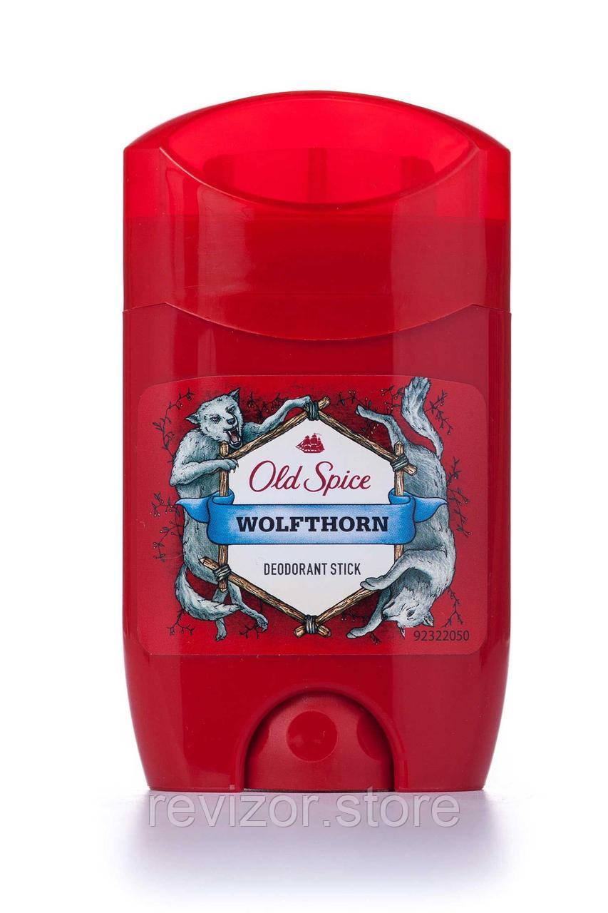 Дезодорант-стик для мужчин Wolfthorn - Old Spice 50г, фото 1