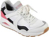 73db1ed9 Женские Кроссовки Skechers Uno Super Fresh Sneaker White/Multi — в ...
