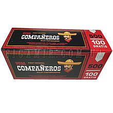 Гильзы для сигарет Companeros 500 шт
