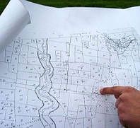 Проведение инвентаризации земель