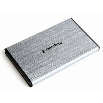 Карман внешний GEMBIRD 2.5 USB3.0 grey (EE2-U3S-3-GR)