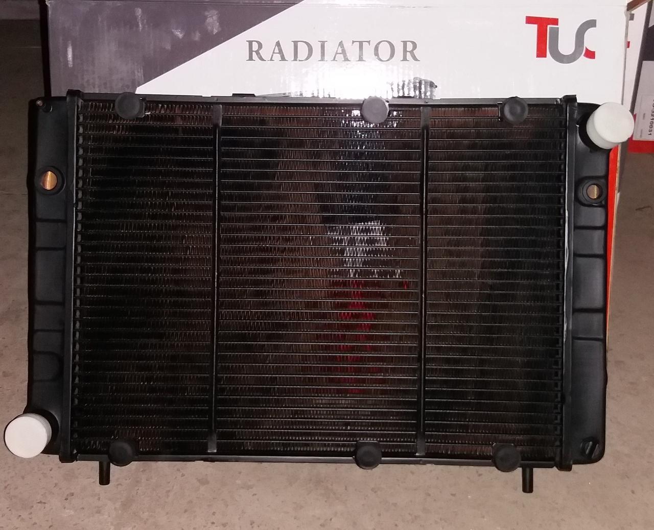 Радиатор Волга 3110, 31005 медный 3 рядный (пр-во Иран Радиатор)