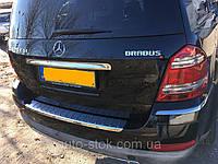 Крышка багажника + стекло Mercedes CL, X164, 2008, A1647401705