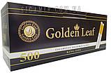 Гильзы для набивки сигарет Golden Leaf 500 шт, фото 2