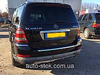 Бампер задний Mercedes GL, X164, 2008, A1648852725