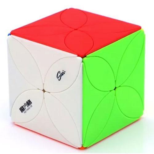 Головоломка Клевер QiYi Clover Cube color | MFG2001st
