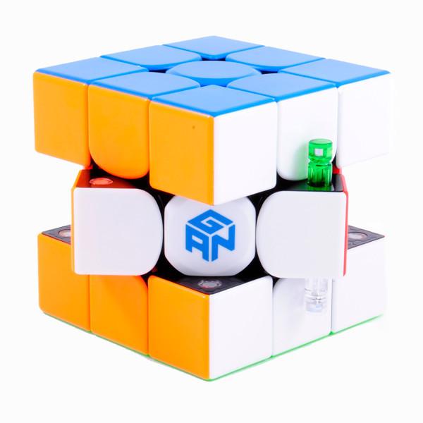 Gan 356 X stickerless | Кубик 3x3 Ган X магнитный 00030701001