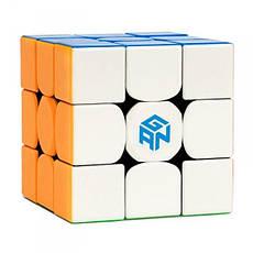 Gan 356 X stickerless | Кубик 3x3 Ган X магнитный 00030701001                                       , фото 2