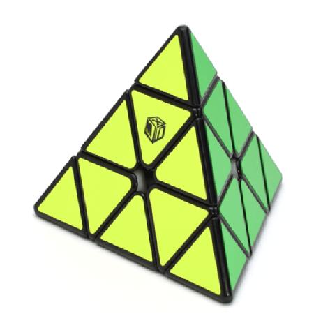 Пирамидка Рубика QiYi Magnetic Pyraminx Black | 0934С-6black                                        , фото 2
