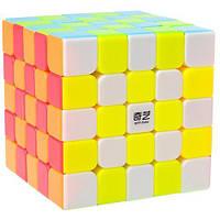 Кубик Рубика 5х5 без наклеек QiYi QiZheng S 5x5 | 158QiYi