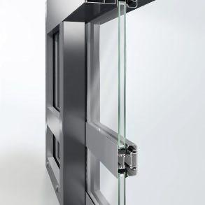 Автоматические раздвижные двери Schüco